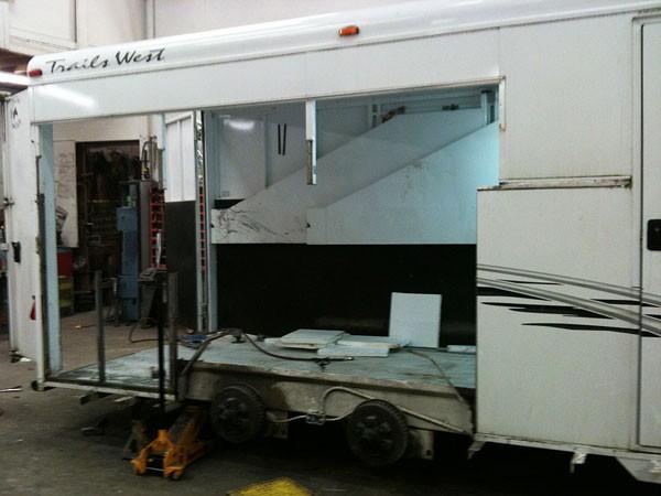 Petersen Trailers Full Repair Services For Horse